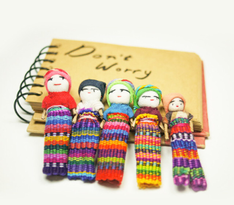 True Beauty Guatemalan Worry Doll