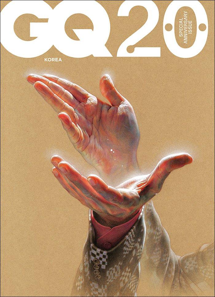 GQ Korea 2021.03 (Content: Hyun Bin, Cha Eun Woo, Yim Si Wan)