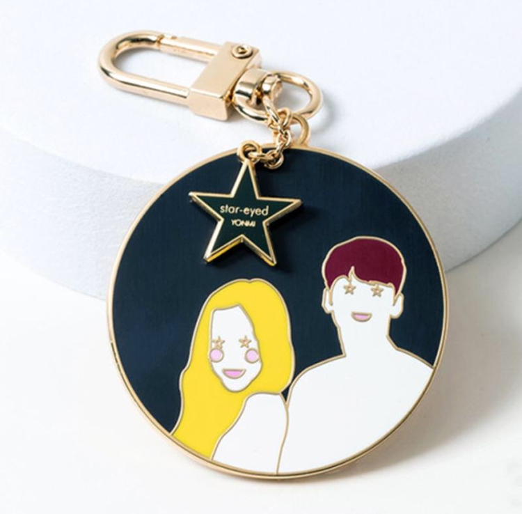 True Beauty Official Star-Eyed Keyring