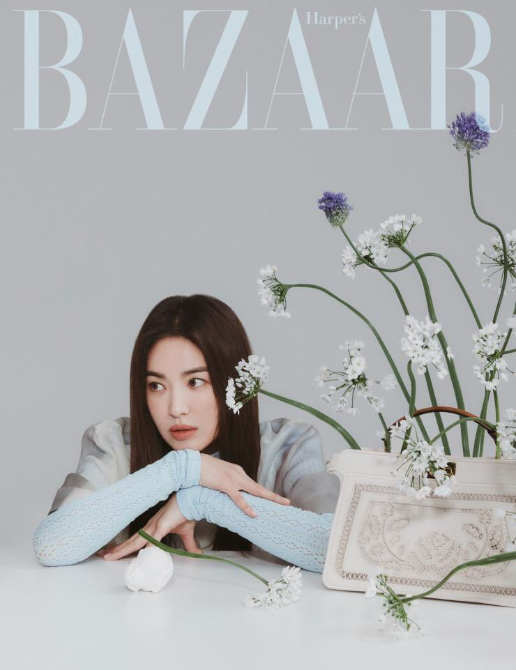 Harper's Bazaar 2021.03 (Cover: Song Hye Kyo)
