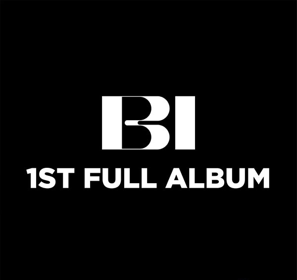 B.I 1st Full Album [WATERFALL]