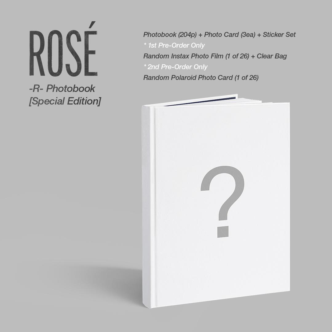 ROSÉ -R- Photobook [Special Edition]